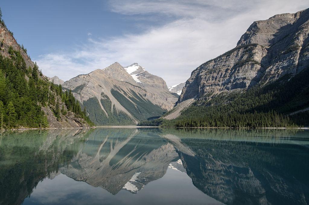 金尼湖與懷特霍恩山
